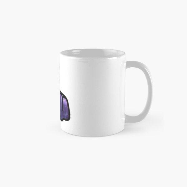 Galaxy Middle Finger Classic Mug