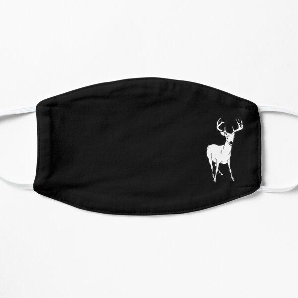 White tail deer Flat Mask
