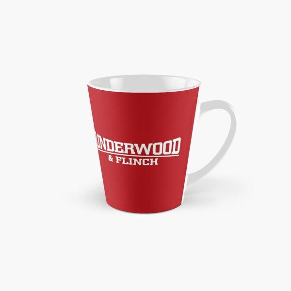 U&F Mug - Classic Sports - White Text Tall Mug