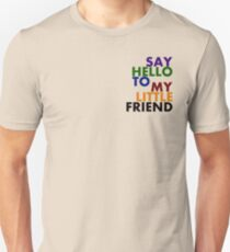 Scarface - Say Hello To My Little Friend T-Shirt