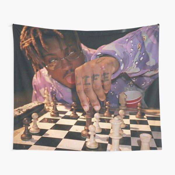 Chess Juice WRLD Tapestry