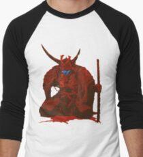 Blade Of The Ronin Men's Baseball ¾ T-Shirt