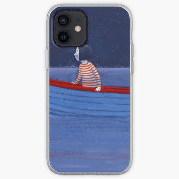 A little boat iPhone Soft Case