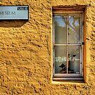 The Museum Window on Rottnest Island by John Pitman