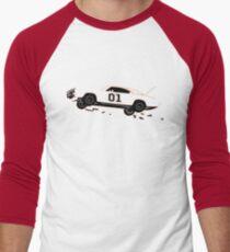 Flying General Men's Baseball ¾ T-Shirt