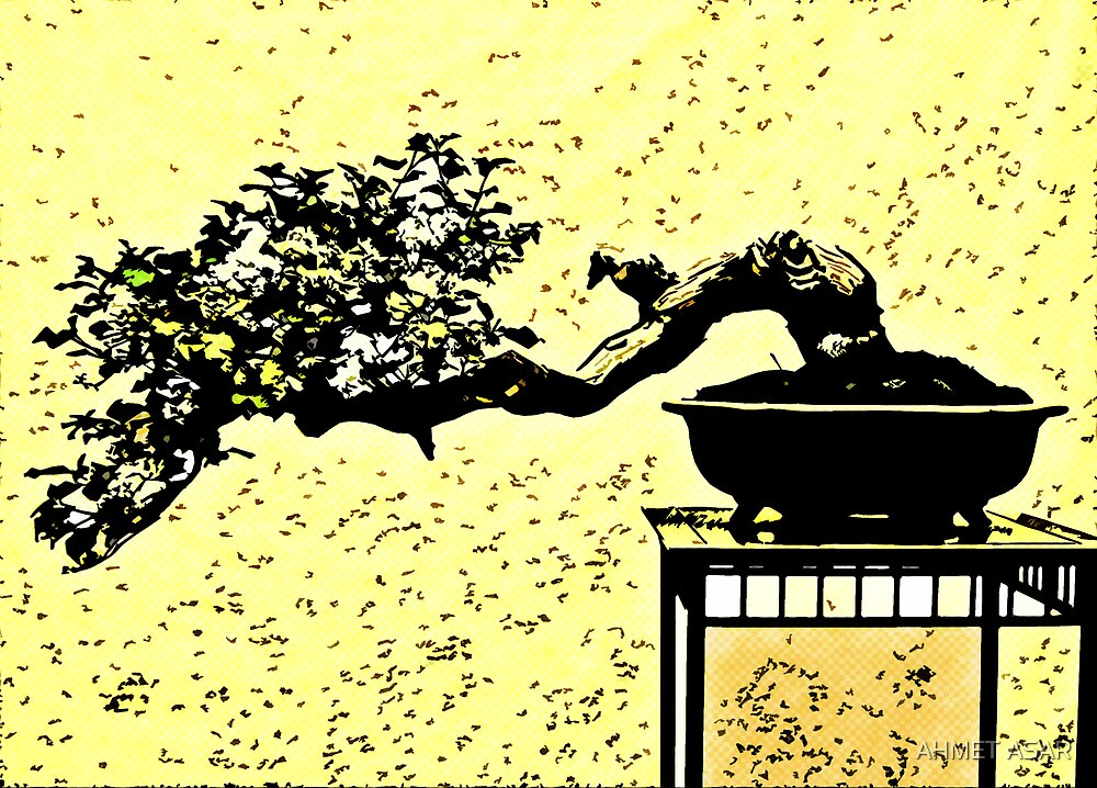bonsai in art form by MotionAge Media