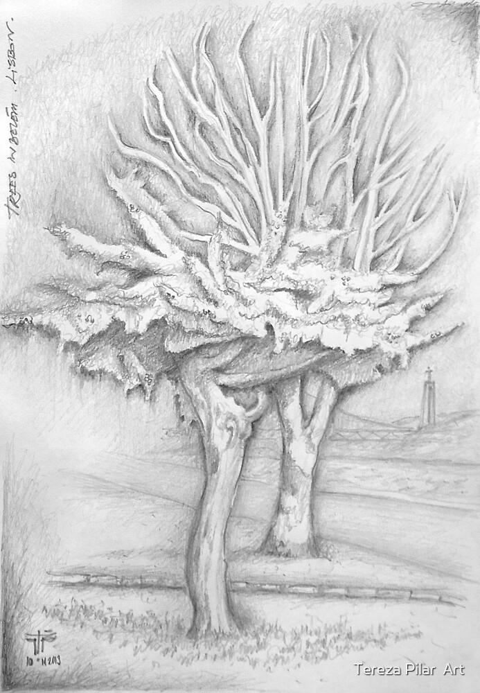 ipad. tree. by terezadelpilar ~ art & architecture