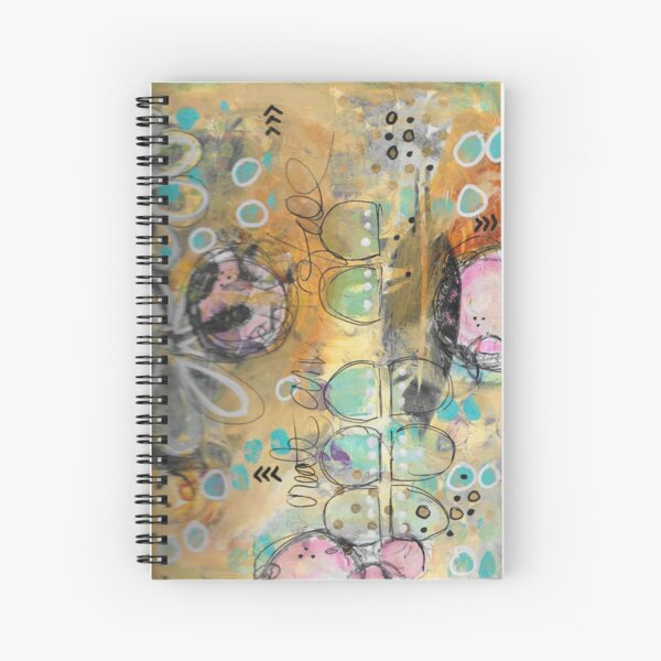 Free Form Spiral Notebook