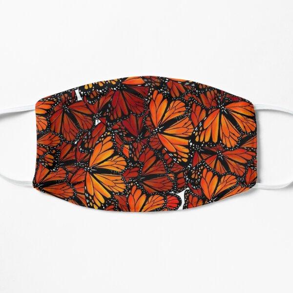 Effie Trinket Monarch Butterfly Dress Flat Mask