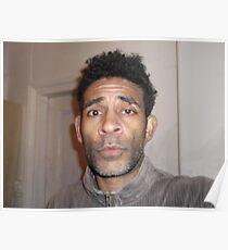 Self-portrait/(1 of 2) -(100313)- digital photo Poster
