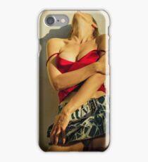 Pretty Vacant Vintage Vantage 3 iPhone Case/Skin