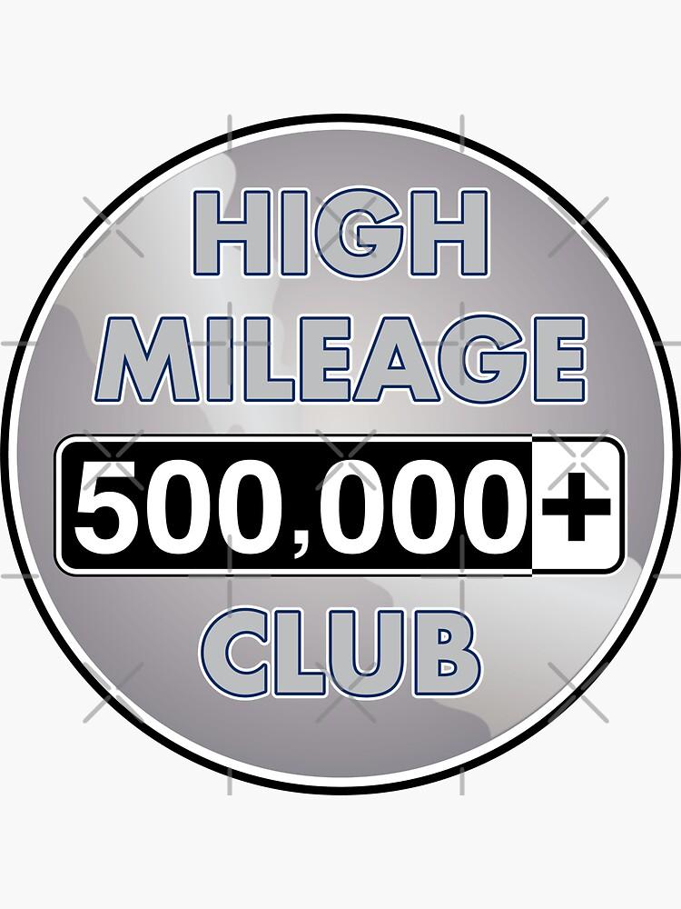 V-Dub High Mileage Club - 500,000+ Miles by brainthought