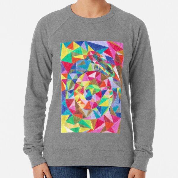 Colourful shell horn Lightweight Sweatshirt