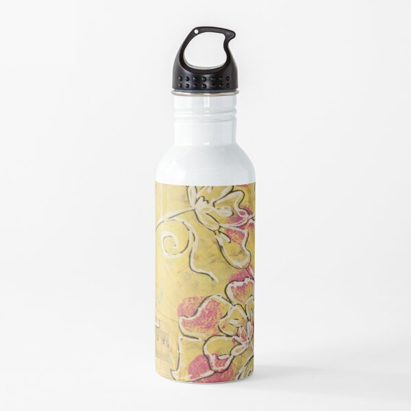 Blooming In The Sun Water Bottle