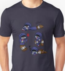 A day in the Life of a Hunter Unisex T-Shirt