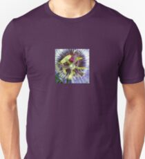 Passion Flower Close Up Unisex T-Shirt