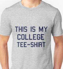 Generic College Shirt Unisex T-Shirt