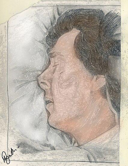 """Goodnight Mr Sherlock Holmes"" by Hayleyat221B"
