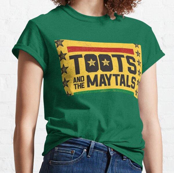 Reggae Toots Classic T-Shirt