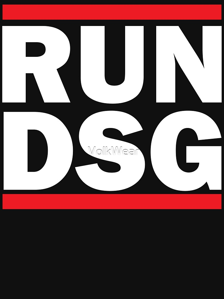 RUN DSG Graphic | Unisex T-Shirt