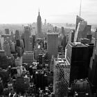 The top of The Rock by LightPhonics