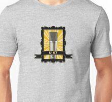 Classic - Neumann U67 Vintage Microphone Unisex T-Shirt