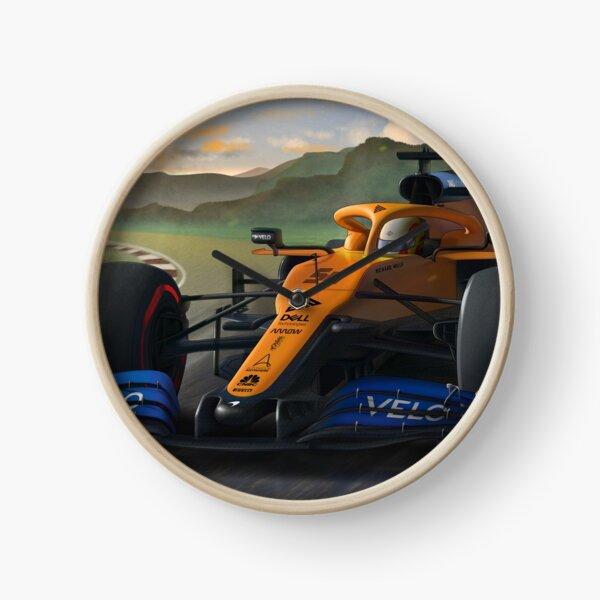 Carlos Sainz 2020 McLaren Clock