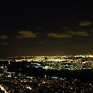 New York at night by LightPhonics