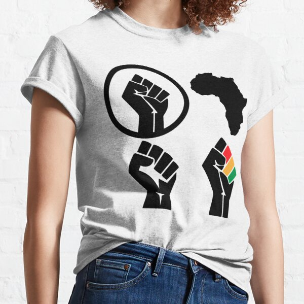 Black Power Classic T-Shirt