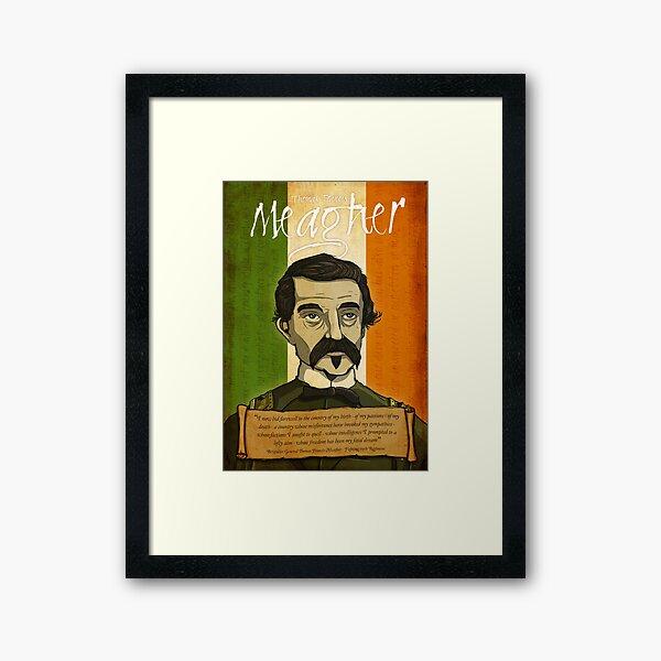 TF Meagher  Framed Art Print