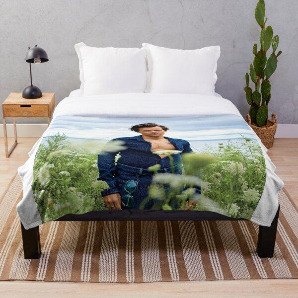 Handsome Harry Nature Throw Blanket