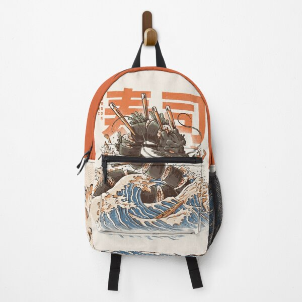 Great Sushi Dragon  Backpack