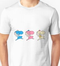 Smooch! {Run!} Unisex T-Shirt