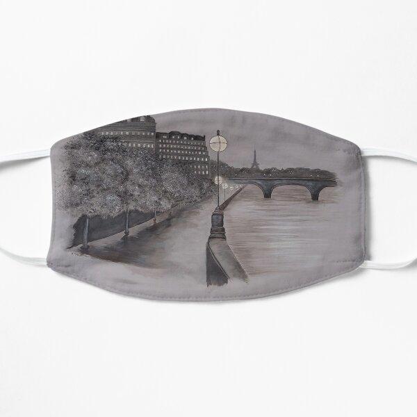 Dream a Little Dream of Paris  Flat Mask