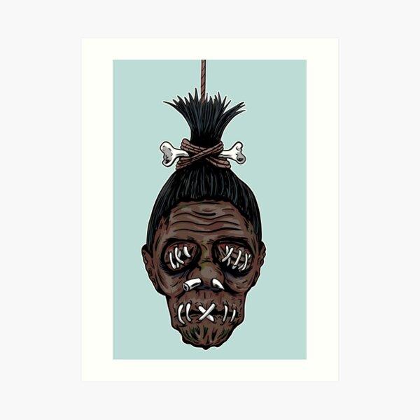 Shrunken Head Gifts & Merchandise | Redbubble