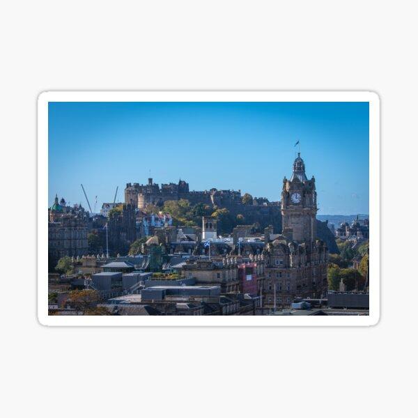 Edinburgh, Scotland (Calton Hill) Sticker