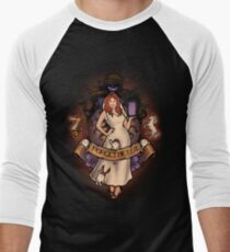 Forget Me Not Men's Baseball ¾ T-Shirt