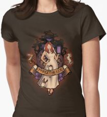 Forget Me Not Women's Fitted T-Shirt