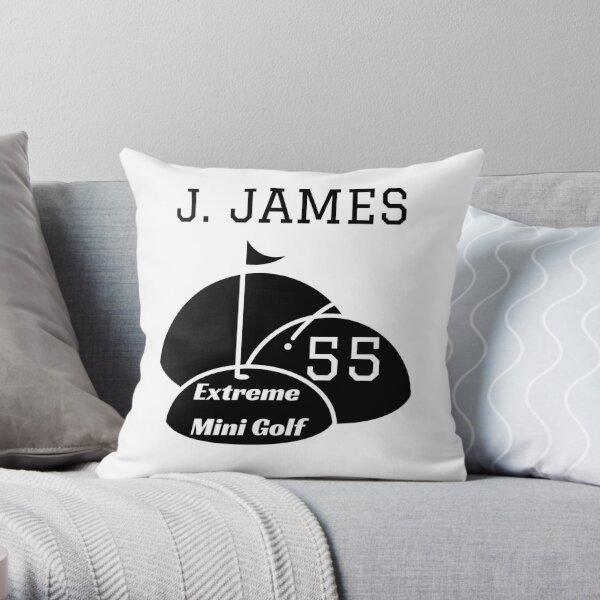 Juliet - Extreme Mini Golf Throw Pillow