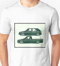 VW Golf & Caddy T-Shirt