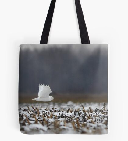 Ghost - Snowy Owl Tote Bag