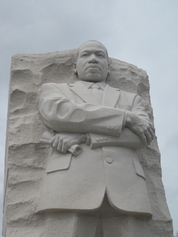 MLK Memorial by Kelly Morris