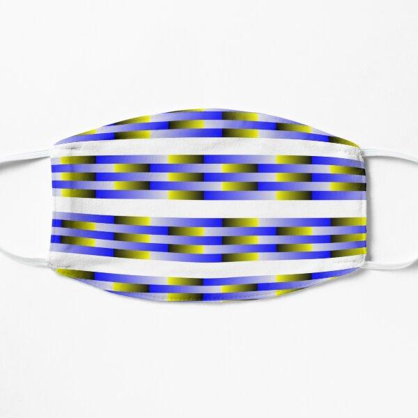 Anomalous motion illusions Flat Mask