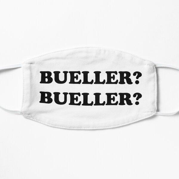 Ferris Bueller Flat Mask