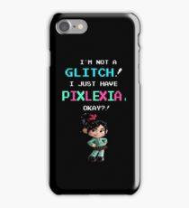 Vanellope Von Schweetz - Not A Glitch iPhone Case/Skin