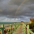 Welcome Rainbow by Roxanne Persson
