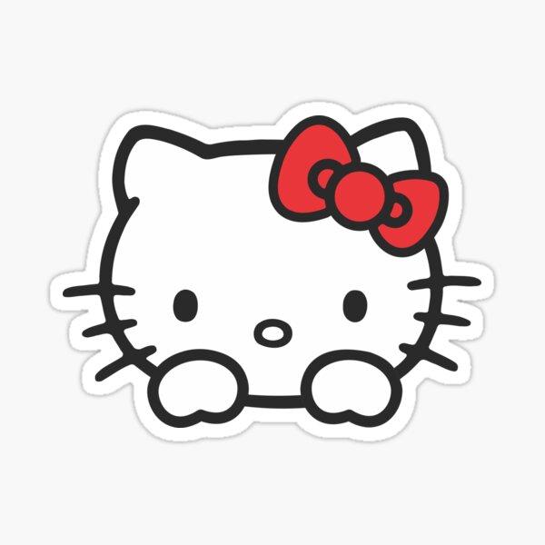 Popular, Hello So Cute Sticker
