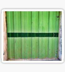 Green Grass - Chiara Conte Sticker