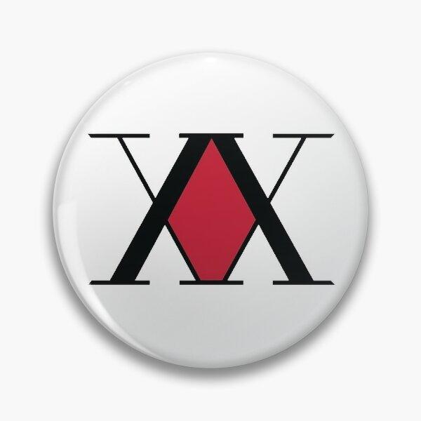 HxH - HunterxHunter Logo Pin