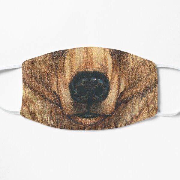 Bear Nose Flat Mask